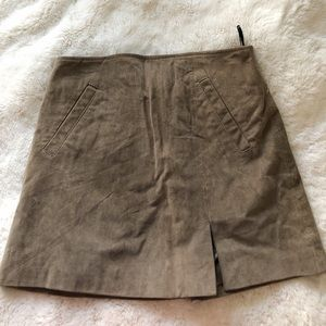Suede BLANKNYC Mini Skirt
